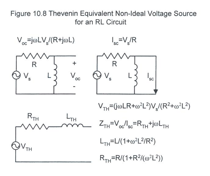 Laboratory 10 - Thevenin Equivalent Circuits and Nonideal